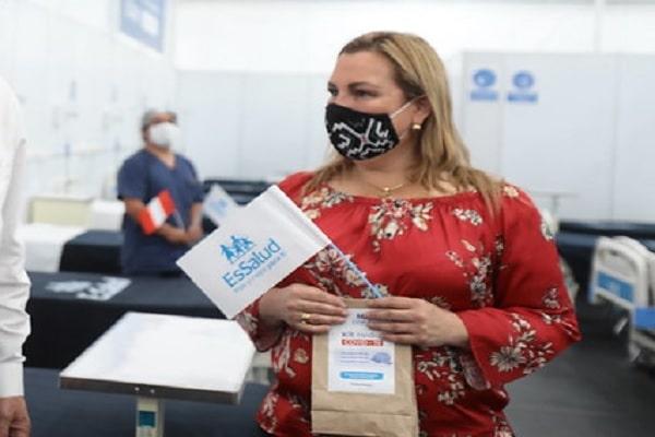 Fiorella Molinelli: 13 mil nuevos profesionales de la salud se unieron a la primera línea de batalla contra el COVID-19