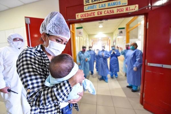 INSN San Borja: en 30% se reduce el número de casos con COVID-19 en la población pediátrica
