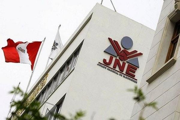 JNE pide al Congreso que plazo para presentar listas de candidatos sea hasta el 11 de enero