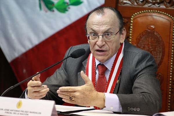 Peláez Bardales: Se debe investigar a la fiscal de la Nación, Zoraida Ávalos, por favorecer a Vizcarra