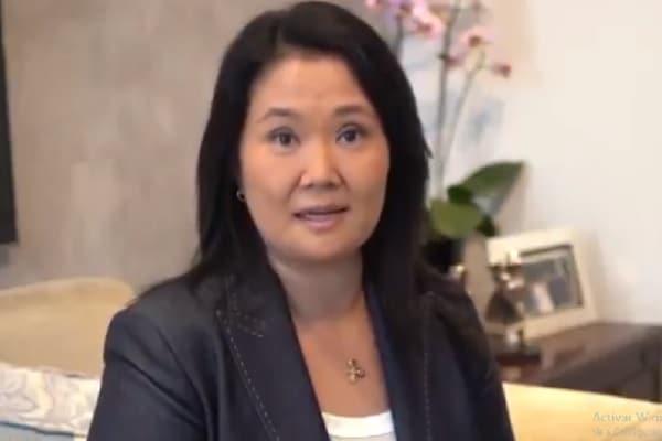 'Vacunagate': Keiko Fujimori afirmó que verificará informe sobre inmunización irregular de Alejandro Aguinaga