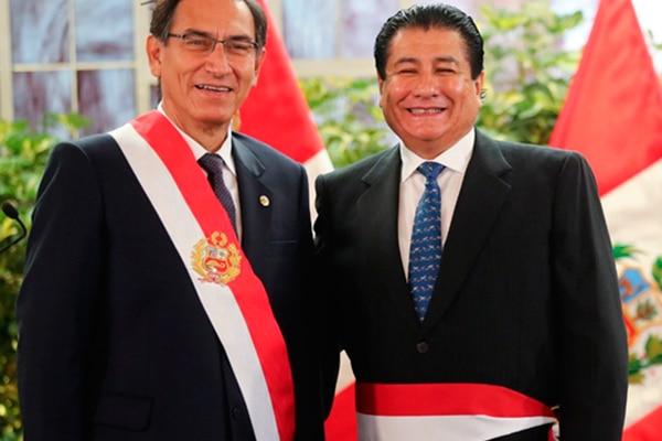 Karem Roca: Vizcarra saca a ministro Yáñez por no asumir contratación de esposo de subsecretaria general de Palacio (AUDIO)