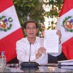 Gobierno de Martín Vizcarra promulga la Ley de Trabajadoras del Hogar