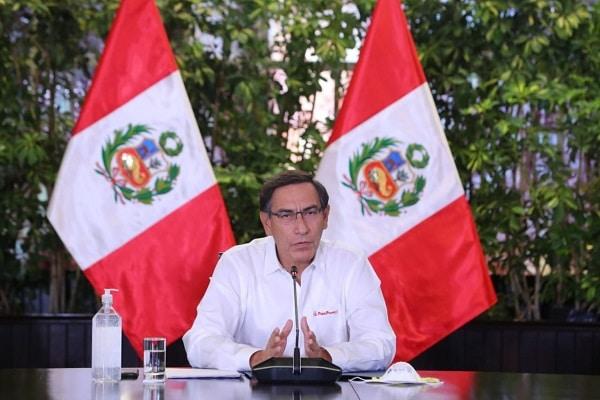 Martín Vizcarra brinda conferencia en día 199 del Estado de Emergencia | EN VIVO