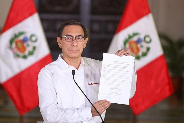 Martín Vizcarra dice que le causa «extrañeza» que ni él ni su esposa aparezcan en la lista de voluntarios de ensayos de Sinopharm