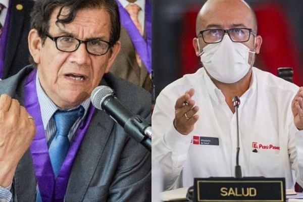 """Ciro Maguiña a Víctor Zamora: """"No tiene autoridad moral para opinar"""""""