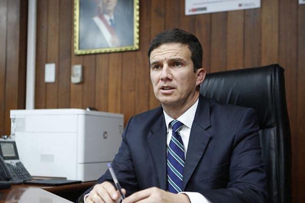 Denunciarán a ministro Miguel Incháustegui