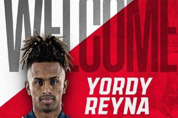 Yordy Reyna jugará con Edison Flores tras fichar por el DC United