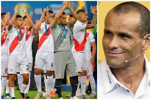 Rivaldo cree que Perú puede pelear la clasificación al Mundial incluso sin Paolo Guerrero