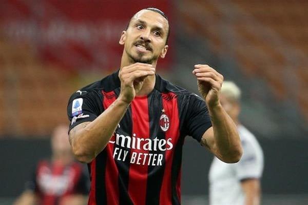 Zlatan Ibrahimovic da positivo para coronavirus, informó el Milan