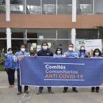 Lince: conforman comité comunitario anticovid para detectar casos de coronavirus