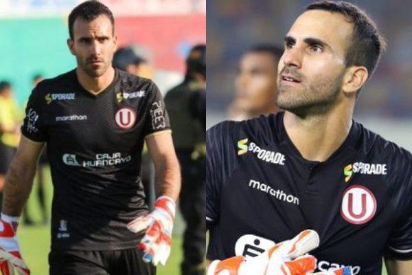 José Carvallo: «Espero mantener la regularidad con el sueño de ser campeón»