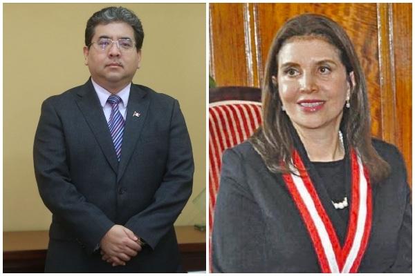 Contraloría pagó S/ 174 mil a hija de jueza suprema