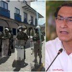 Martín Vizcarra: cuarentena focalizada se levantará en Abancay, Huamanga y Huánuco desde el 5 de octubre