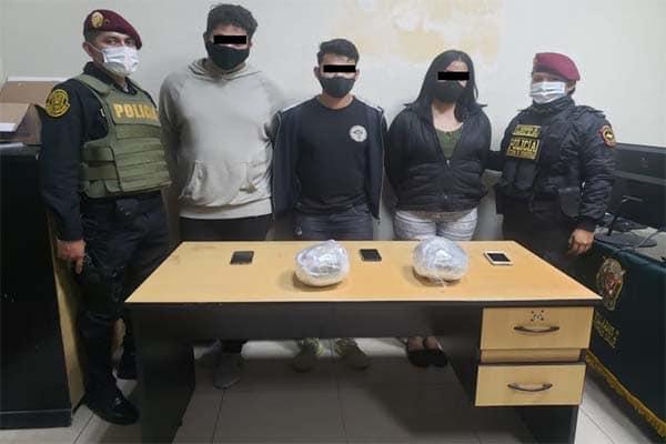 Callao: Policía Nacional desarticuló banda dedicada a la venta de droga