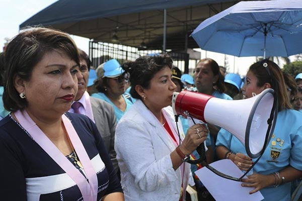 Colegio de Enfermeros solicita al Minsa más plazas de residentes en hospitales