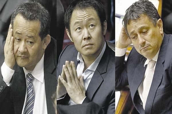Kenjivideos: Fujimori no podrá salir del país