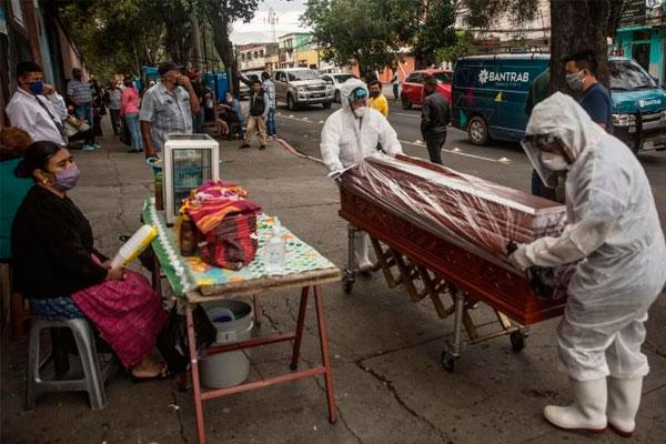 Comenzó 'segunda ola' de contagios de Covid-19 en Guatemala
