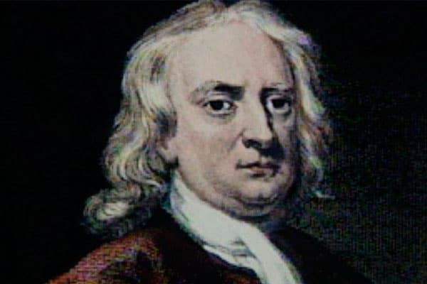 Isaac Newton invirtió una fortuna en el Perú, y quebró
