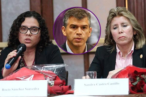 Julio Guzmán: Asesor de Bancada del Partido Morado coordina con fiscal Rocío Sánchez | VIDEO
