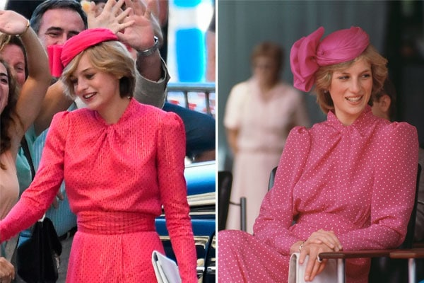 The Crown y el encanto de Lady Di
