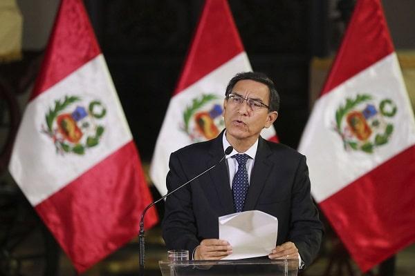 TC rechaza medida cautelar de Vizcarra