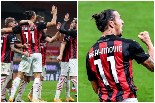 De la mano de Zlatan Ibrahimovic, Milan venció 2-0 al Bologna