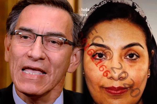 Martín Vizcarra a Karem Roca Luque: «Una llamada tuya es como una mía, si tú llamas a un ministro, viene en 5 minutos» (SEGUNDO AUDIO)