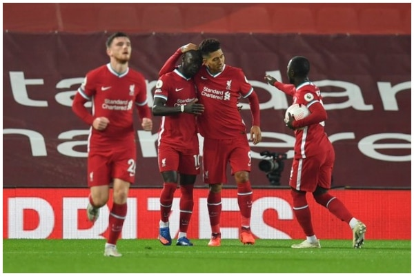 ¡Sigue invicto! Liverpool venció 3-1 al Arsenal por la Premier League