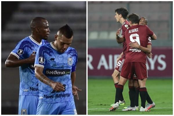Deportivo Binacional cayó goleado ante River Plate (0-6) por la Copa Libertadores