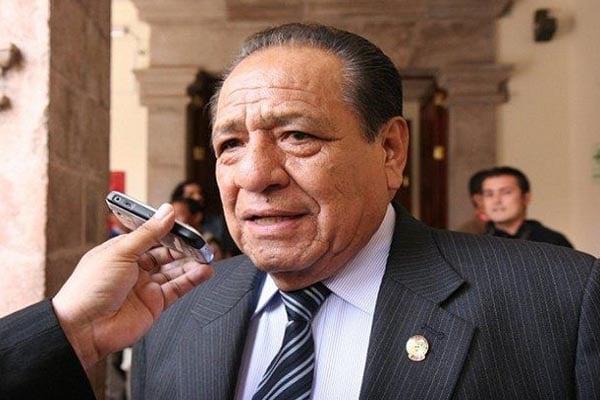 Máximo San Román anunció su candidatura a la presidencia de la República con el partido Contigo