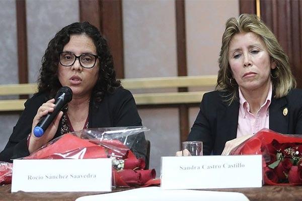 Sánchez y Castro se enfrentan por casos