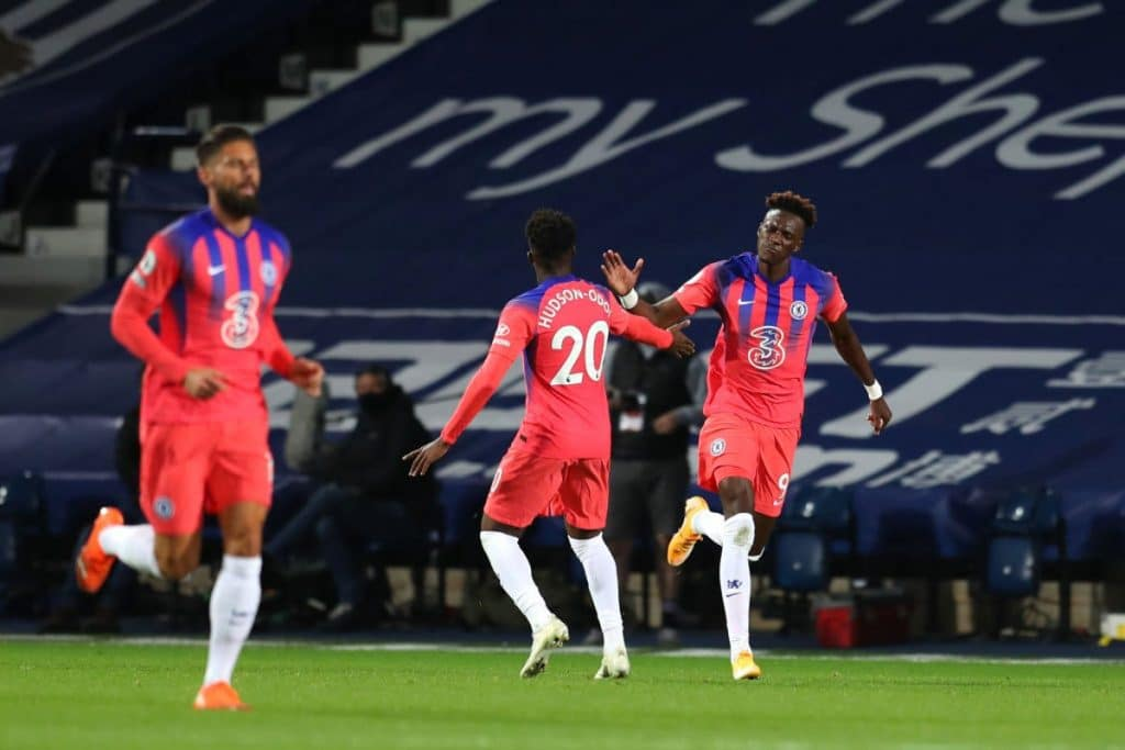 Chelsea empató 3-3 ante West Bromwich por la Premier League