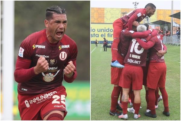 ¡Sigue en racha! Universitario de Deportes venció 1-0 a Deportivo Llacuabamba