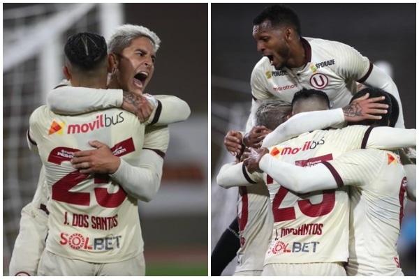 ¡Sigue en racha! Universitario de Deportes venció 1-0 a Ayacucho FC por la Liga 1