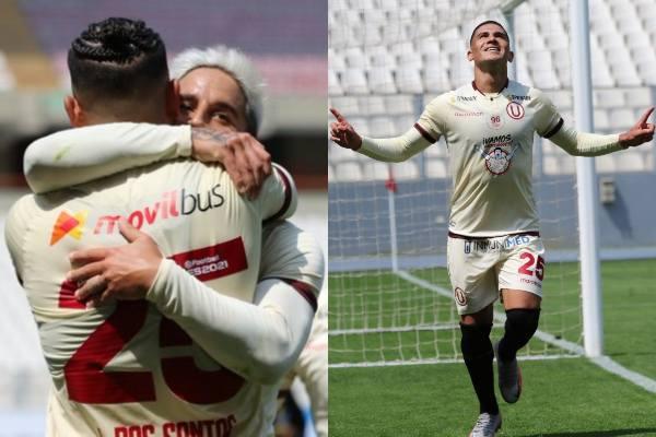 Universitario de Deportes sigue en la punta tras vencer por 3-2 a Alianza Universidad