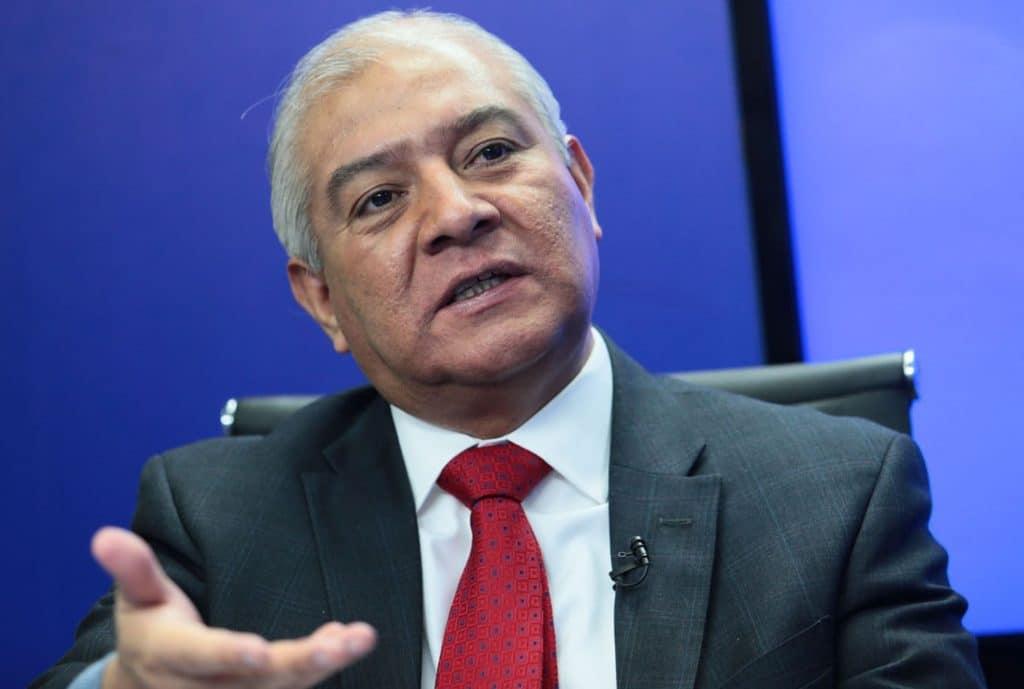Wilfredo Pedraza encabezará lista congresal por el Partido Nacionalista