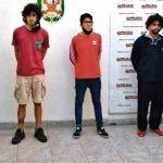 Dictan 9 meses de prisión preventiva contra los cinco sujetos acusados de violar a una joven en Surco