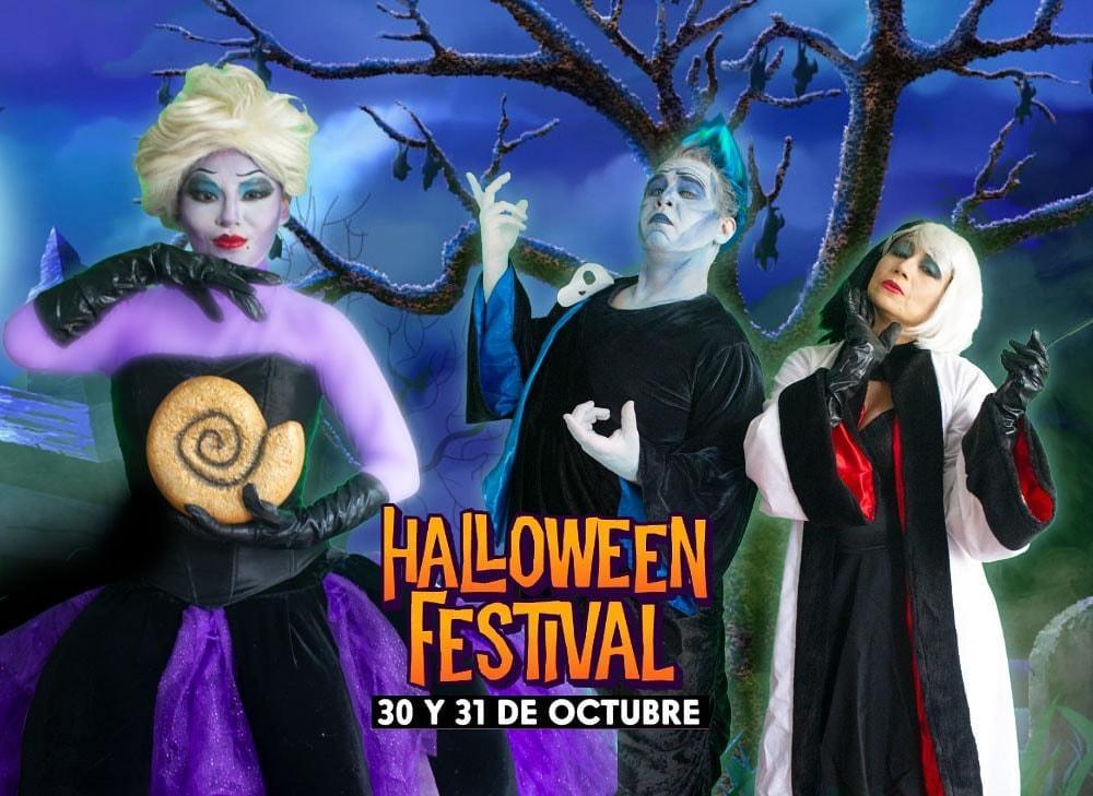 Realizarán primer show virtual de Halloween en el Perú