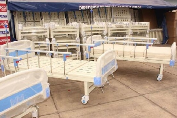 Cusco: distribuyen 200 camas hospitalarias en la región para la atención oportuna de pacientes COVID-19