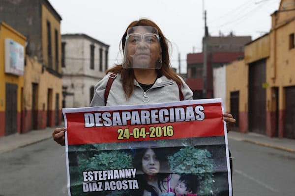 Cada 90 minutos una mujer desaparece en Perú | INFORME