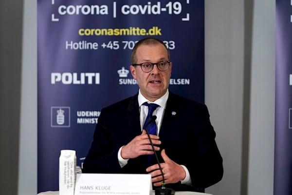OMS expresa preocupación por crecimiento exponencial de pandemia en Europa: «Es momento de incrementar las medidas»
