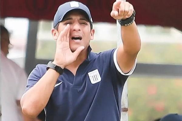 Alianza Lima: Guillermo Salas dirigirá el primer equipo de manera interina