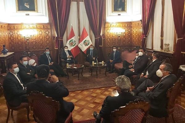 Junta de Portavoces evaluará mañana nuevo pedido de vacancia presidencial