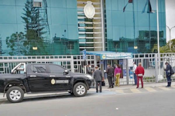 Contrataciones irregulares en Municipalidad del Callao