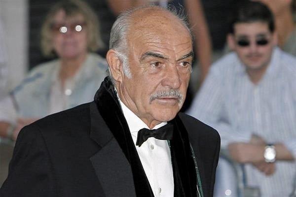 Falleció a los 90 años el carismático actor escocés Sean Connery