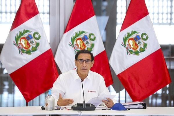 Martín Vizcarra niega coima de Obrainsa: «¿Pretenden que no toque a Odebrecht?»
