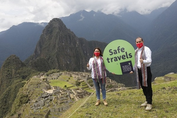 "Walter Martos: Sello «Safe Travels"" garantiza al Perú como destino turístico seguro"