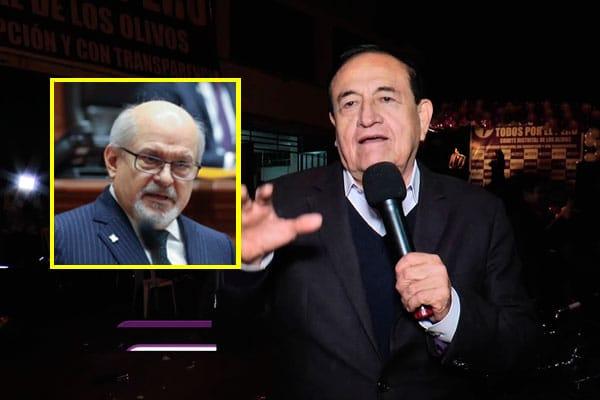 JNE resuelve que partido «Todos por el Perú» tendrá como presidente a Aureo Zegarra