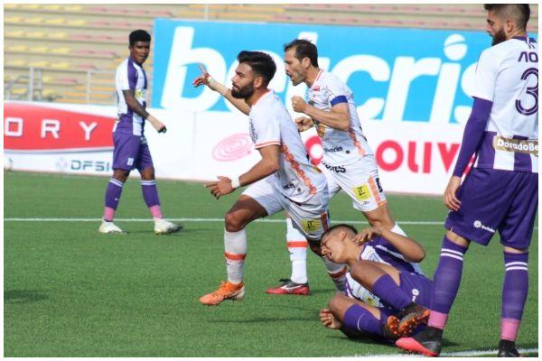 ¡Mal comienzo! Alianza Lima cayó 1-2 ante Ayacucho FC en el inicio de la Fase 2
